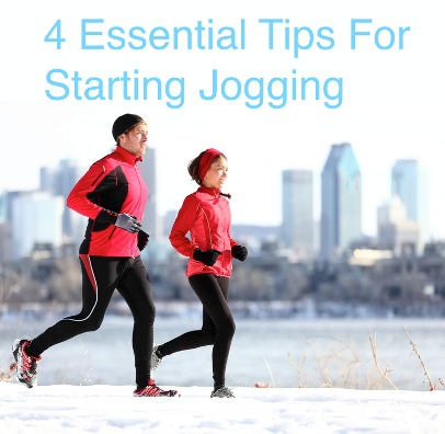 4 Essential Tips For Starting Jogging-s