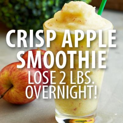 Crisp Apple Smoothie