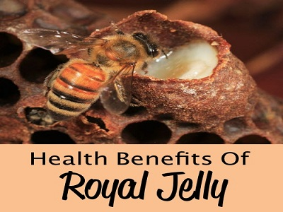 The Health Benefits Of Royal Jelly Health Amp Natural Living