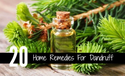 20 Easy And Useful Home Remedies For Dandruff