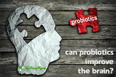 Can Probiotics Improve Your Brain
