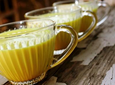 The Golden Milk