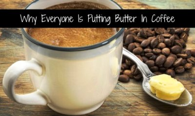 Why Is Everyone Suddenly Putting Butter In Coffee