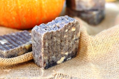 Pumpkin Soap Recipe