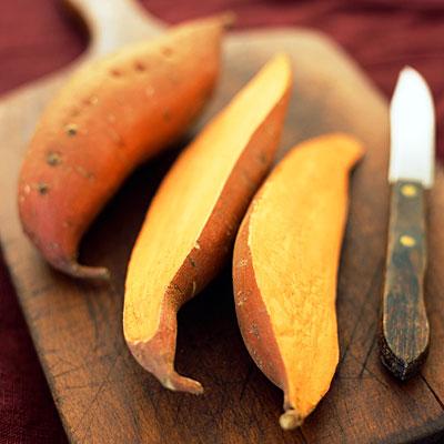 Healthy Sweet Potato Recipe