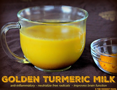 How To Make Golden Turmeric Milk & Why You Really Need To Be Drinking It