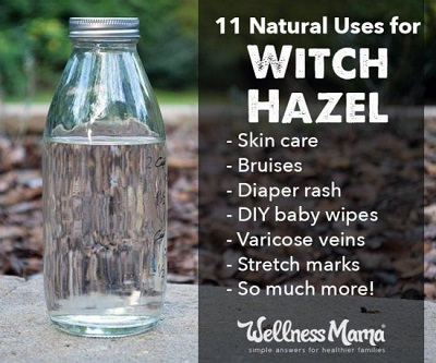 11 Uses For Witch Hazel