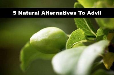 5 Natural Alternatives To Advil