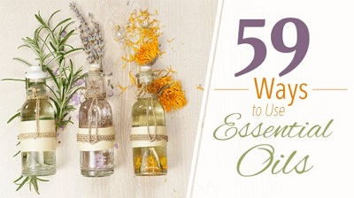 59 Ways To Use Essential Oils