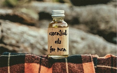 8 Essential Oil Recipes For Men