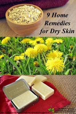 9 Home Remedies For Dry Skin