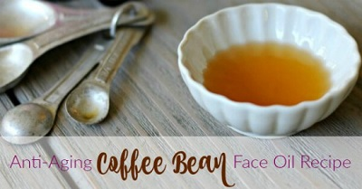 Anti-Aging Coffee Bean Face Oil Recipe