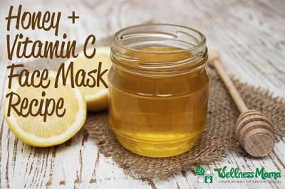 Honey And Vitamin C Face Mask Recipe