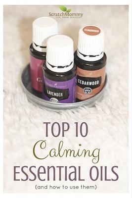 Top 10 Calming Essential Oils