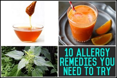 10 Allergy Remedies You Need To Try