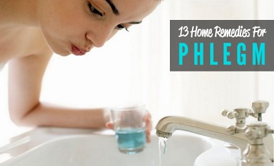 13 Home Remedies For Phlegm