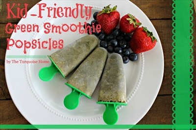How to Make Kid-Friendly Green Smoothies