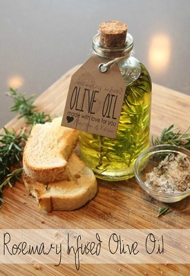 Rosemary Infused Olive Oil Recipe