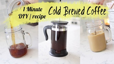 Delicious & Healthy Way To Drink Coffee