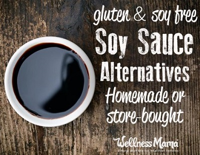 Healthy Soy Sauce Alternatives