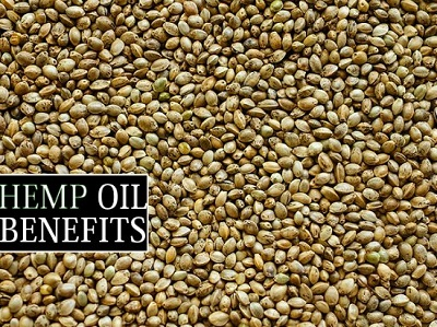 Hemp Oil Skin Benefits