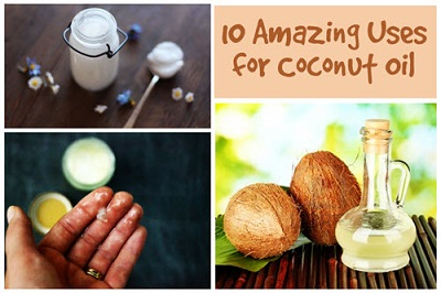10 Ways To Add Coconut Oil Into Your Diet And Daily Life