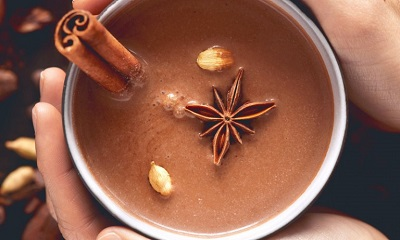 3 Warm Spiced Milks & Why They're Good for You!