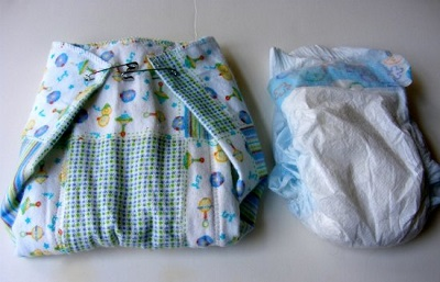 How To Make Prefold Cloth Diapers