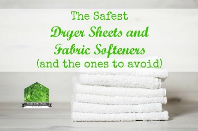 The Safest Dryer Sheets And Fabric Softeners (And The Ones To Avoid)