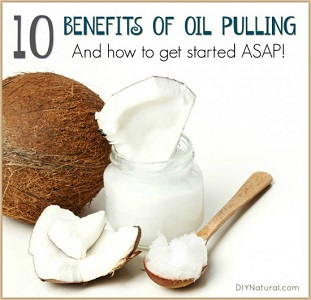 10 Benefits Of Oil Pulling And How To Get Started