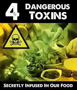 4 Most Dangerous Toxins Deliberately And Secretly Infused Into Our Food Supply