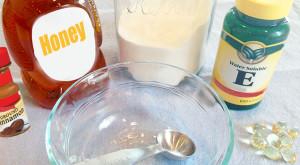 Honey and Cinnamon Super Exfoliating Face Mask Recipe
