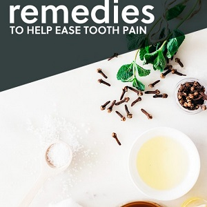 4 Simple Remedies for Toothache Relief