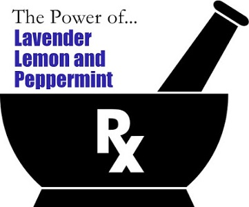 The Power of Lavender, Lemon & Peppermint to Treat Allergies & Inflammation