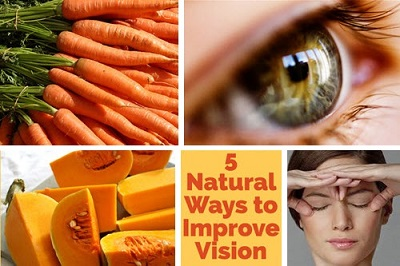 5 Natural Ways To Improve Vision