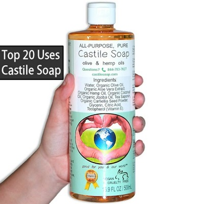 Top 20 Uses For Castile Soap