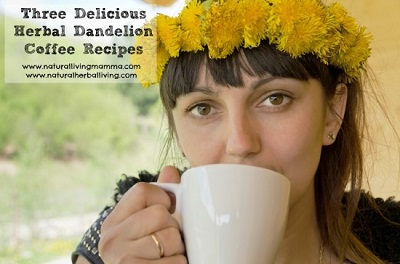 3 Dandelion Coffee Recipes
