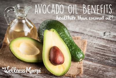 Avocado Oil Benefits Healthier than Coconut Oil