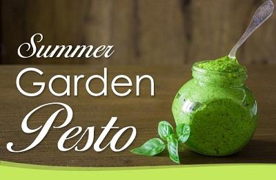 Summer Garden Pesto 1