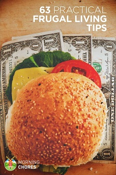 63 Practical Frugal Tips You Can Actually Use