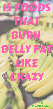 15 Foods That Burn Belly Fat Like Crazy