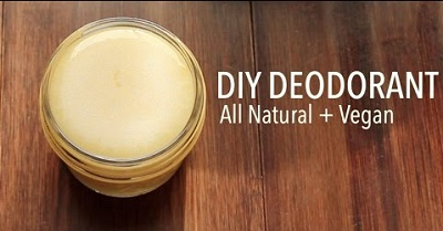 DIY Deodorant That Actually Works