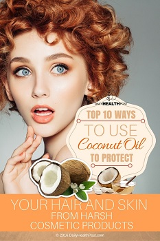 Ways To Use Coconut Oil To Protect Your Hair And Skin