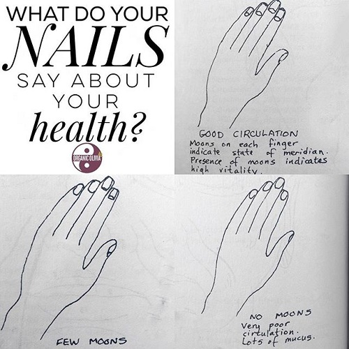What Your Fingernails are Trying to Tell You About Your Health