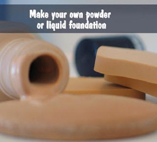 DIY Foundation Recipe