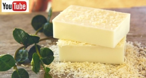 Goat Milk Soap Without Lye