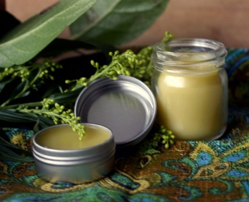 DIY Herbal Headache Soother