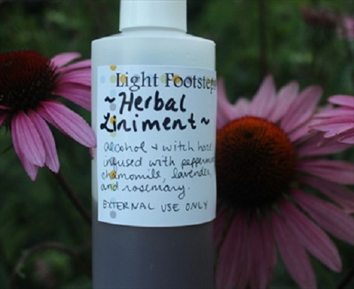 Healing Herbal Liniment
