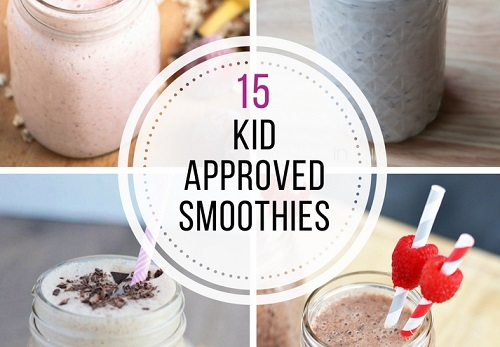 10 AMAZING Protein Shake Recipes Your Kids Will Go Crazy For