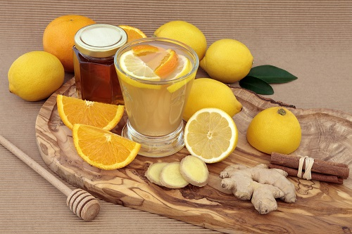 All-Natural Cold + Flu Remedy